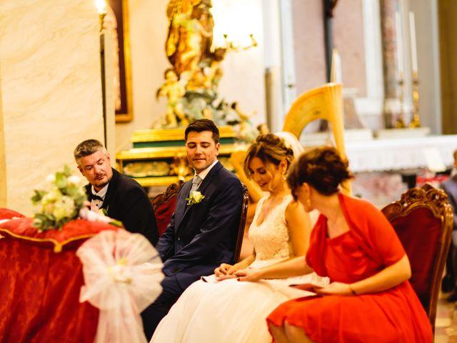 Il matrimonio di Rodolphe e Elisa a Torviscosa, Udine 214
