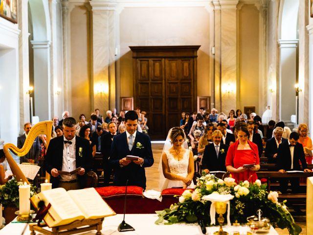 Il matrimonio di Rodolphe e Elisa a Torviscosa, Udine 219