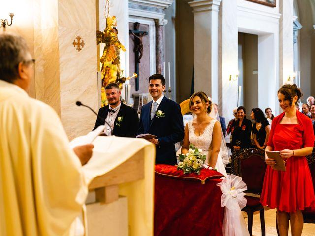 Il matrimonio di Rodolphe e Elisa a Torviscosa, Udine 220