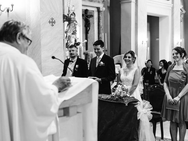 Il matrimonio di Rodolphe e Elisa a Torviscosa, Udine 221