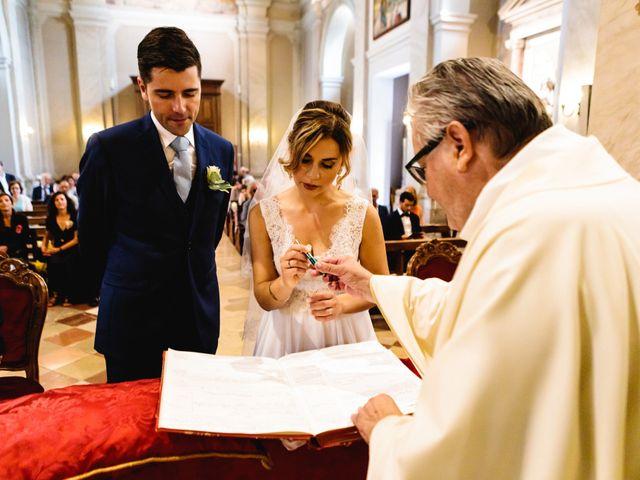 Il matrimonio di Rodolphe e Elisa a Torviscosa, Udine 222