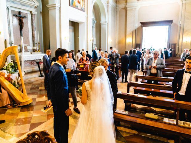 Il matrimonio di Rodolphe e Elisa a Torviscosa, Udine 238
