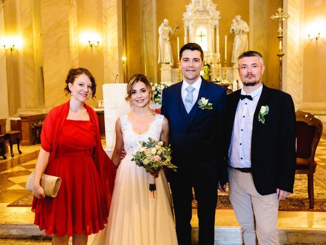Il matrimonio di Rodolphe e Elisa a Torviscosa, Udine 239