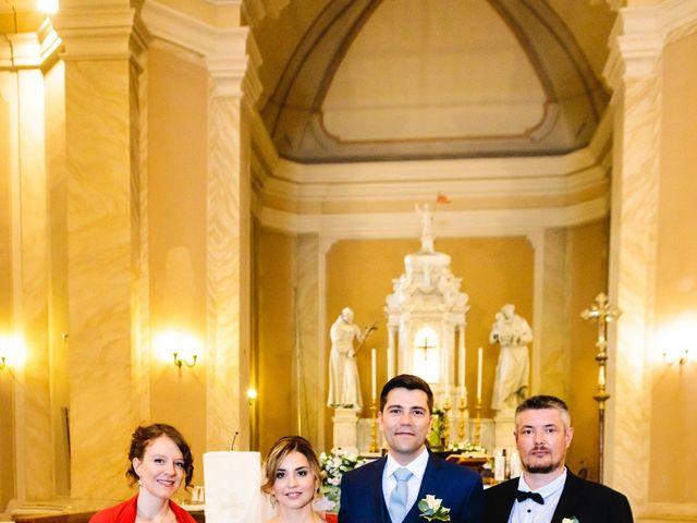 Il matrimonio di Rodolphe e Elisa a Torviscosa, Udine 240