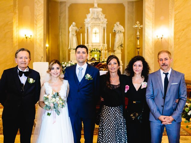 Il matrimonio di Rodolphe e Elisa a Torviscosa, Udine 241