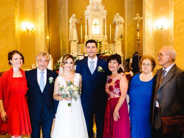 Il matrimonio di Rodolphe e Elisa a Torviscosa, Udine 242