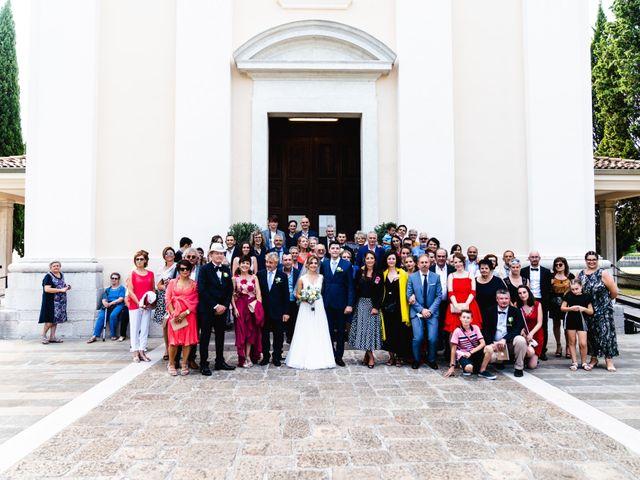 Il matrimonio di Rodolphe e Elisa a Torviscosa, Udine 271