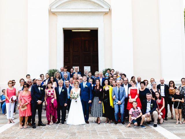 Il matrimonio di Rodolphe e Elisa a Torviscosa, Udine 272