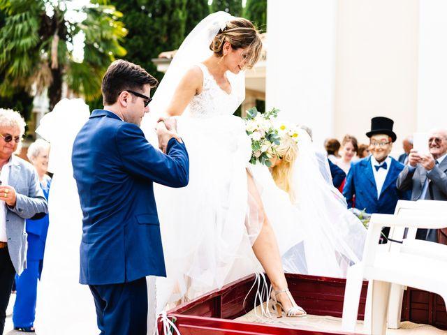Il matrimonio di Rodolphe e Elisa a Torviscosa, Udine 273
