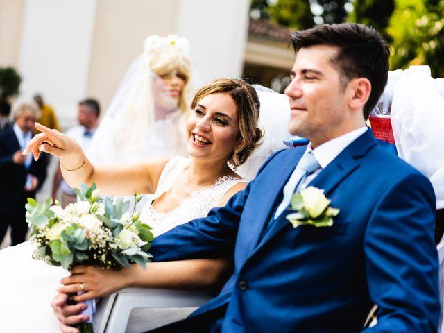 Il matrimonio di Rodolphe e Elisa a Torviscosa, Udine 277