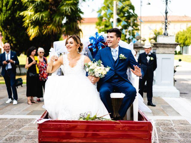 Il matrimonio di Rodolphe e Elisa a Torviscosa, Udine 280