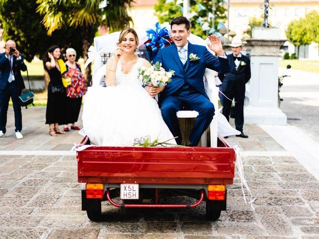Il matrimonio di Rodolphe e Elisa a Torviscosa, Udine 281