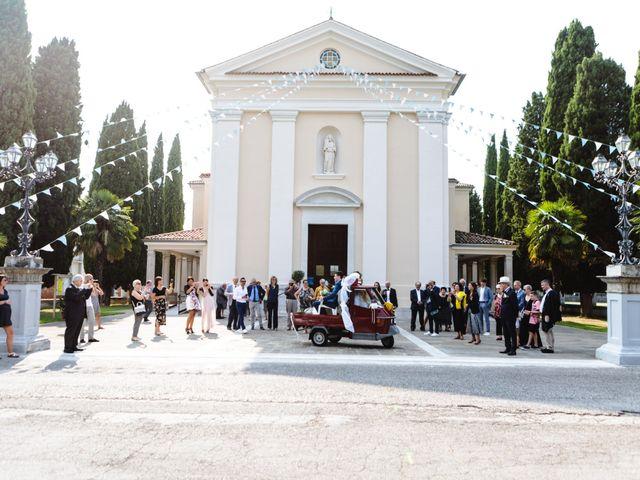 Il matrimonio di Rodolphe e Elisa a Torviscosa, Udine 282