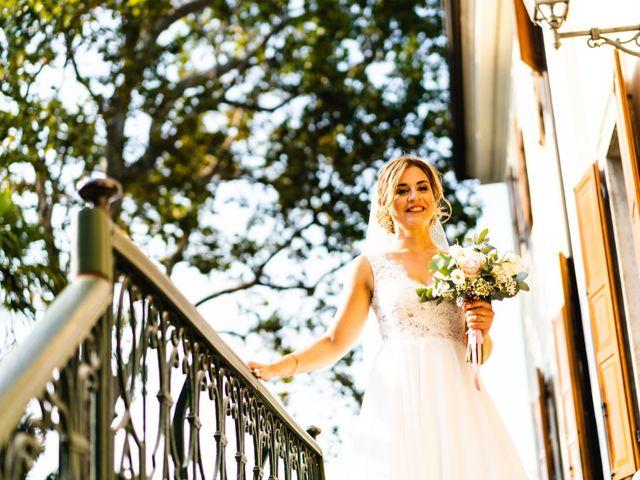 Il matrimonio di Rodolphe e Elisa a Torviscosa, Udine 285