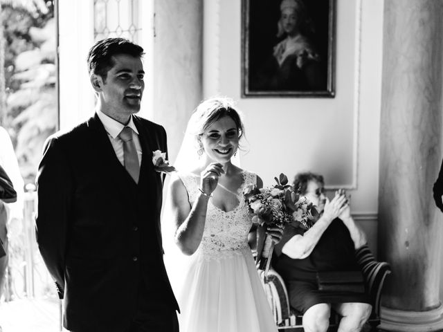 Le nozze di Elisa e Rodolphe