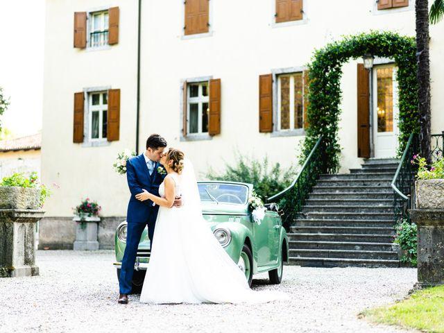 Il matrimonio di Rodolphe e Elisa a Torviscosa, Udine 298