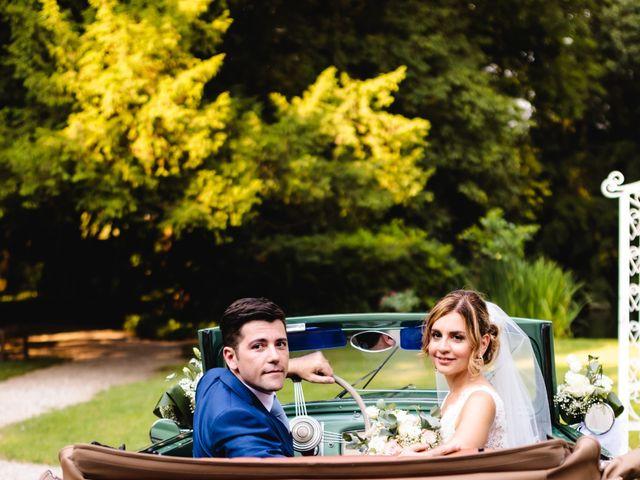 Il matrimonio di Rodolphe e Elisa a Torviscosa, Udine 326