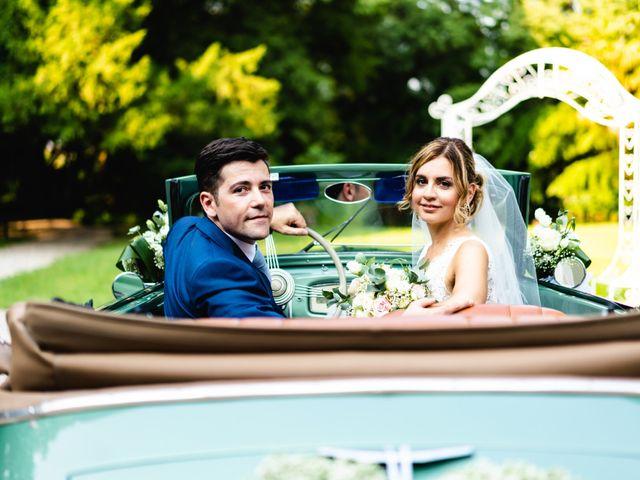 Il matrimonio di Rodolphe e Elisa a Torviscosa, Udine 327