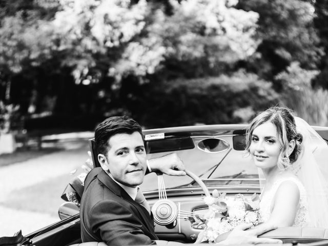 Il matrimonio di Rodolphe e Elisa a Torviscosa, Udine 330