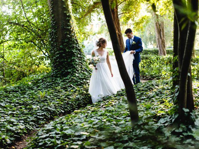 Il matrimonio di Rodolphe e Elisa a Torviscosa, Udine 333