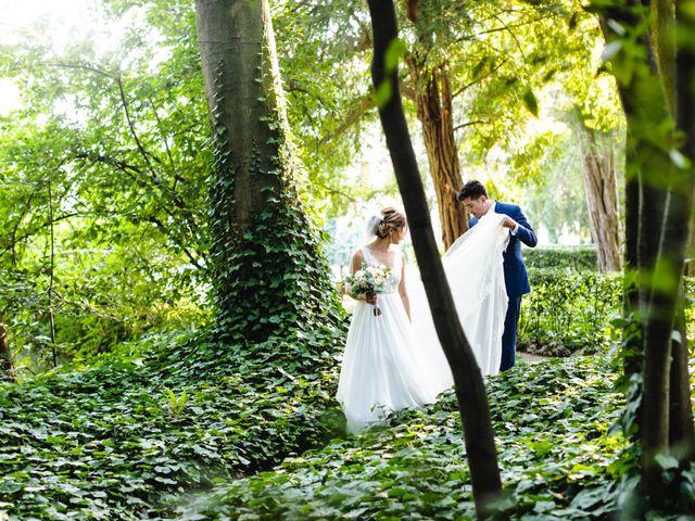 Il matrimonio di Rodolphe e Elisa a Torviscosa, Udine 335