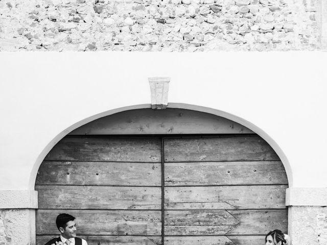 Il matrimonio di Rodolphe e Elisa a Torviscosa, Udine 360