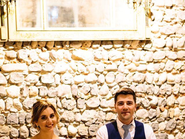 Il matrimonio di Rodolphe e Elisa a Torviscosa, Udine 394