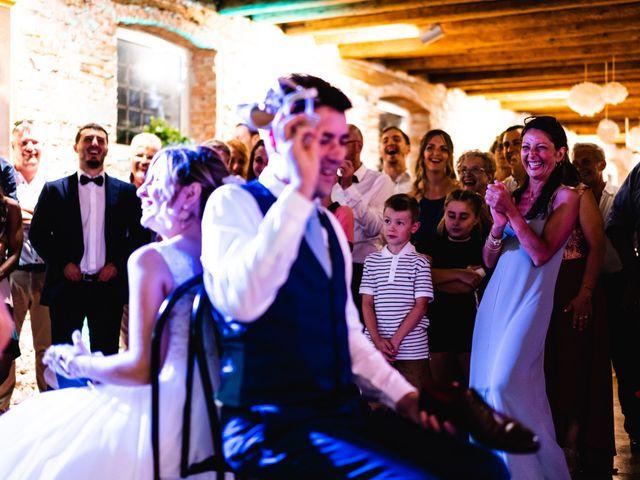 Il matrimonio di Rodolphe e Elisa a Torviscosa, Udine 416