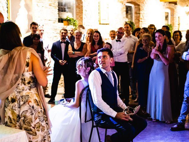 Il matrimonio di Rodolphe e Elisa a Torviscosa, Udine 417