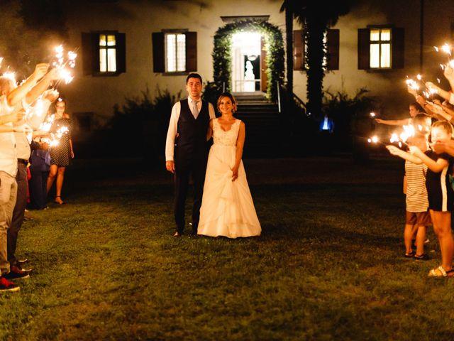 Il matrimonio di Rodolphe e Elisa a Torviscosa, Udine 440