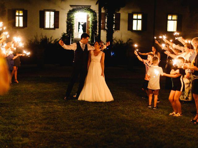Il matrimonio di Rodolphe e Elisa a Torviscosa, Udine 443