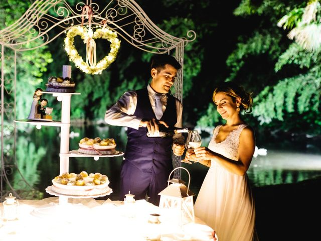 Il matrimonio di Rodolphe e Elisa a Torviscosa, Udine 460