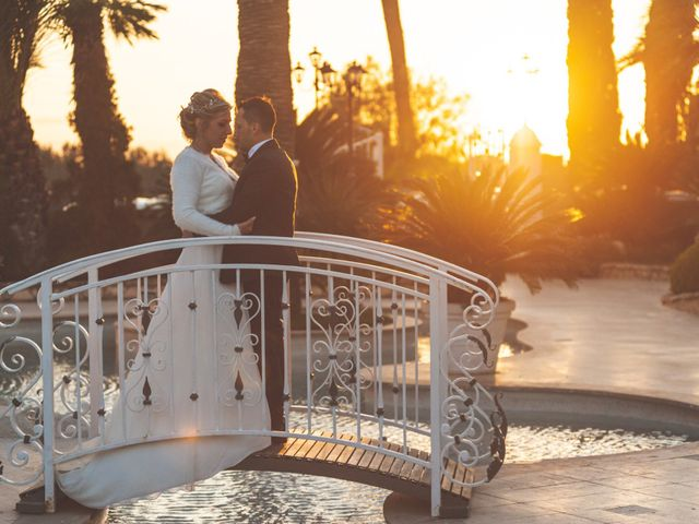Il matrimonio di Gianluca e Lea a Foggia, Foggia 36