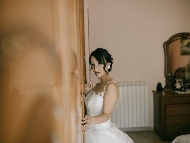 Il matrimonio di Massimiliano e Kezia a Altomonte, Cosenza 1