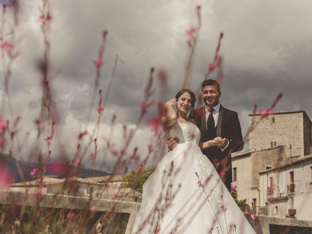 Il matrimonio di Massimiliano e Kezia a Altomonte, Cosenza 10