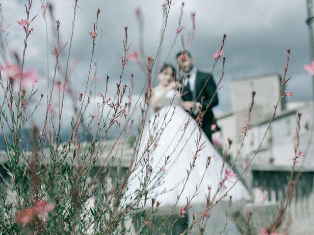 Il matrimonio di Massimiliano e Kezia a Altomonte, Cosenza 11