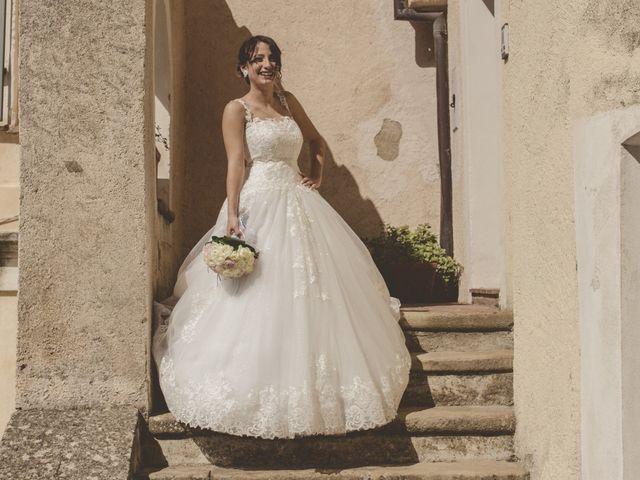 Il matrimonio di Massimiliano e Kezia a Altomonte, Cosenza 12