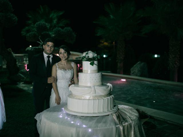 Il matrimonio di Massimiliano e Kezia a Altomonte, Cosenza 13