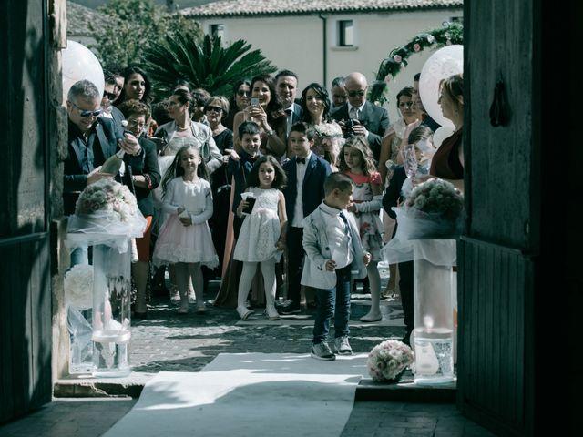 Il matrimonio di Massimiliano e Kezia a Altomonte, Cosenza 22