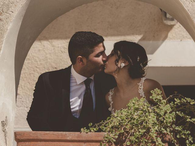 Il matrimonio di Massimiliano e Kezia a Altomonte, Cosenza 23