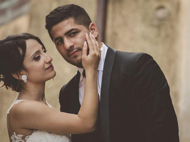Il matrimonio di Massimiliano e Kezia a Altomonte, Cosenza 24
