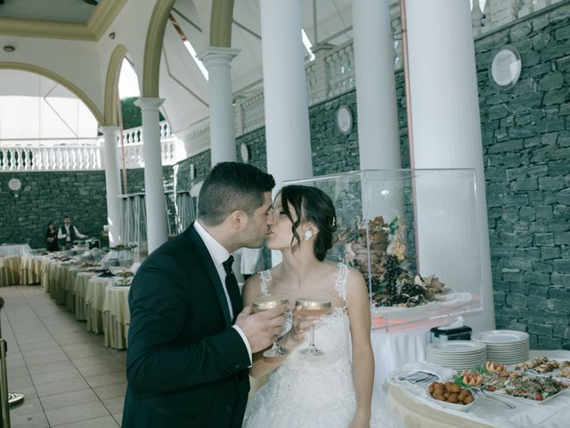 Il matrimonio di Massimiliano e Kezia a Altomonte, Cosenza 26