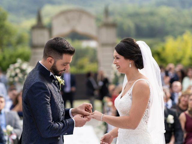 Le nozze di Domenico e Adriana