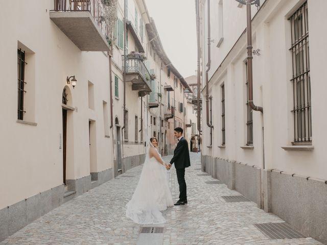 Il matrimonio di Nicolò e Roberta a Savigliano, Cuneo 30