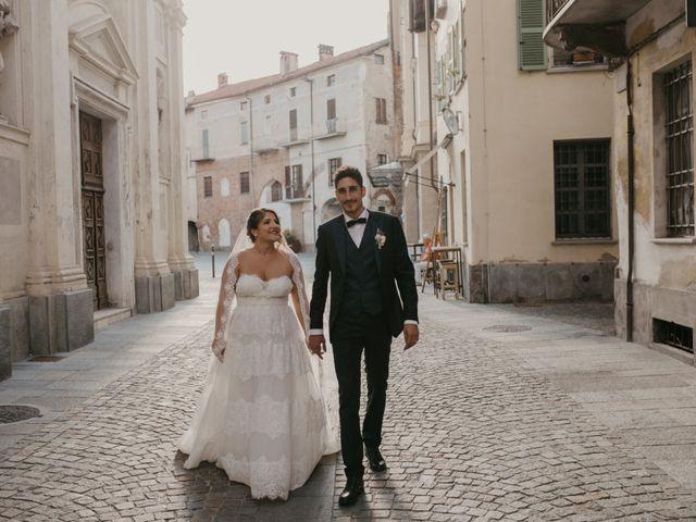 Il matrimonio di Nicolò e Roberta a Savigliano, Cuneo 31