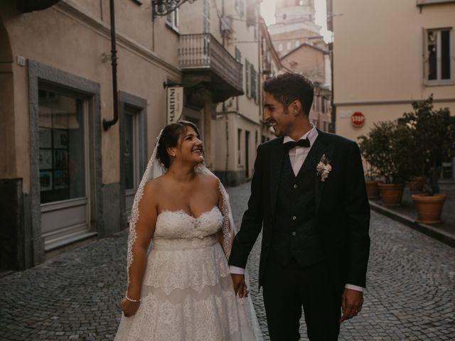 Il matrimonio di Nicolò e Roberta a Savigliano, Cuneo 32