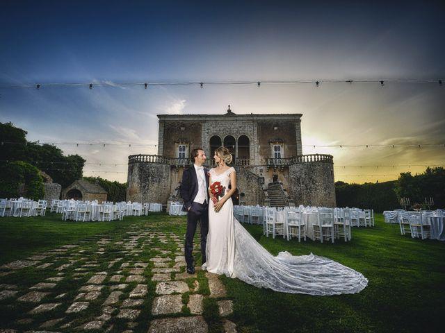 Le nozze di Danilo e Ksenija