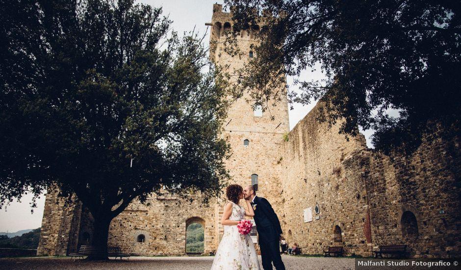 Il matrimonio di Matteo e Eva a Castelnuovo Magra, La Spezia