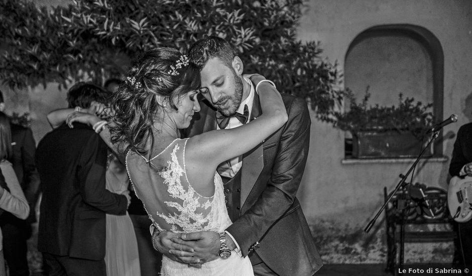 Il matrimonio di Marco e Alessia a Ariccia, Roma