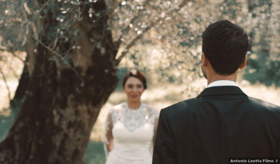 Il matrimonio di Giuseppe e Teresa a Maropati, Reggio Calabria